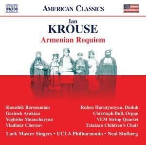 Ian Krouse: Armeninan Requiem Product Image
