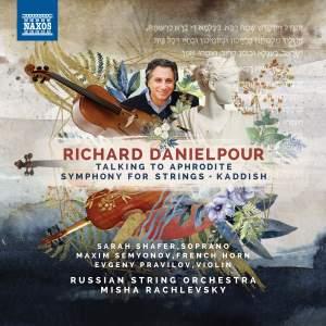 Danielpour: String Symphony Product Image