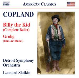 Copland: Billy The Kid & Grohg Product Image