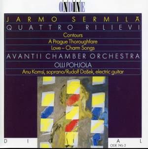 Sermilä: Orchestral & Chamber Works
