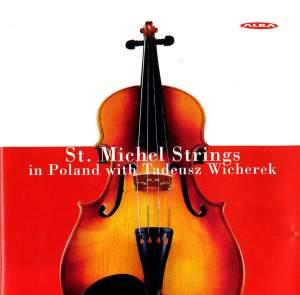 St Michel Strings in Poland with Tadeusz Wicherek