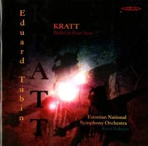 Eduard Tubin: Kratt & Sinfonietta eesti motiividel