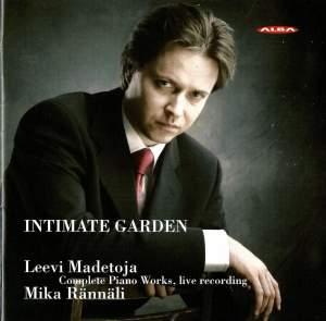 Leevi Madetoja - Intimate Garden