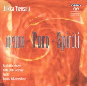 Jukka Tiensuu: Clarinet Concerto 'Puro'