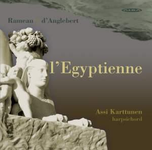 L'Egyptienne - Asi Karttunen, harpsichord