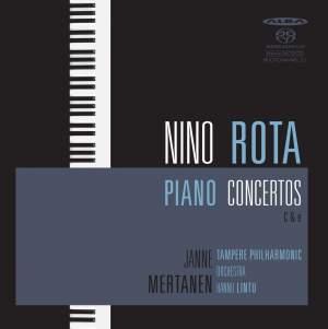 Rota: Piano Concertos
