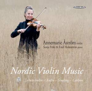 Nordic Violin Music
