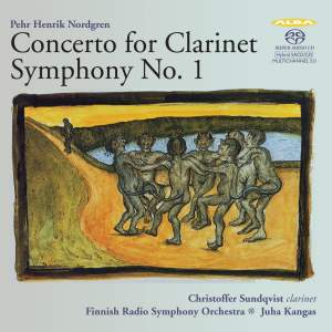 Nordgren: Concerto for Clarinet & Symphony No. 1