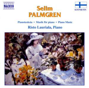 Palmgren: Piano Music