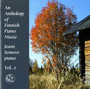 An Anthology of Finnish Piano Music, Vol. 2