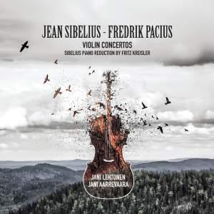 Jean Sibelius - Fredrik Pacius