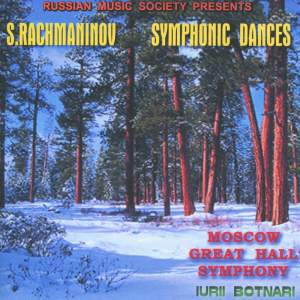 Rachmaninov: Symphonic Dances, Op. 45 Product Image