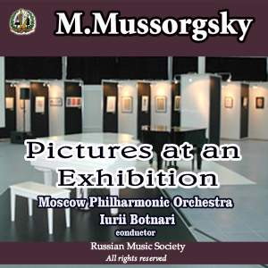 Borodin: Prince Igor Opera - Mussorgsky: Pictures at an Exhibition - Tchaikovsky: Sleeping Beauty, Spanish Dance, Hungarian Danc