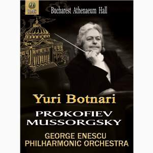 Yuri Botnari, G. Enescu Philharmonic Orchestra: Prokofiev 'Romeo and Juliet'&#x3B; Mussorgsky 'A Night on the Bare Mountain' Product Image