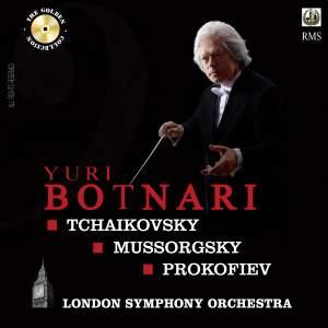 Prokofiev - Mussorgsky - Tchaikovsky