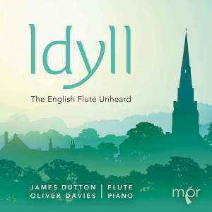 Idyll: The English Flute Unheard Product Image