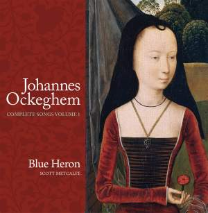 Johannes Ockeghem: Complete Songs, Vol. 1 Product Image
