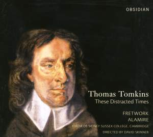 Tomkins - These Distracted Times