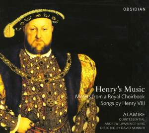 Henry's Music: Motets from a Royal Choir Book Product Image