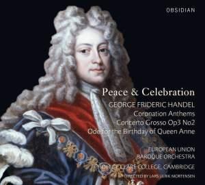 Handel: Peace & Celebration Product Image