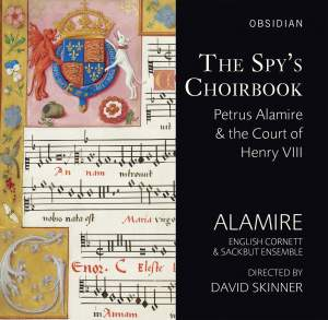 The Spy's Choirbook Product Image