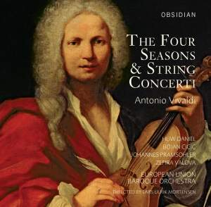 Vivaldi: The Four Seasons & String Concerti Product Image
