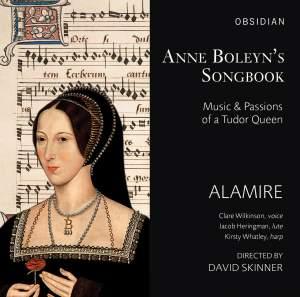 Anne Boleyn's Songbook Product Image