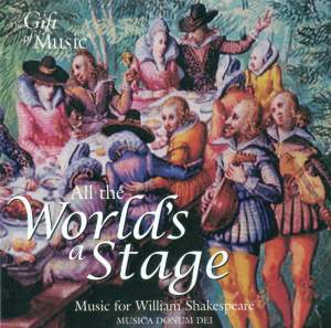 All The World's A Stage Product Image