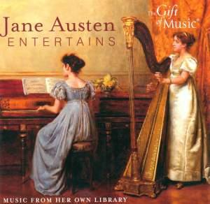 Jane Austen Entertains