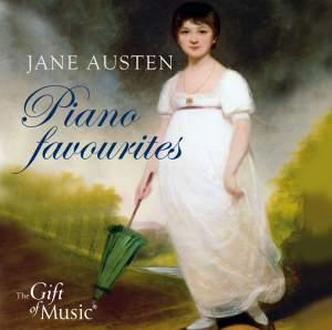 Jane Austen Piano Favourites