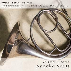 Voices from the Past, Vol. 1: Instruments of The Bate Collection, Oxford