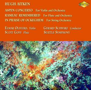 AITKEN: Aspen Concerto / Rameau Remembered / In Praise of Ockeghem Product Image