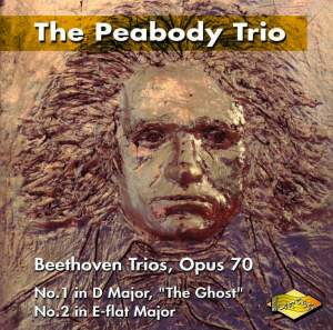 Beethoven: Piano Trios Nos. 5 'Ghost' & 6, Op. 70 Product Image