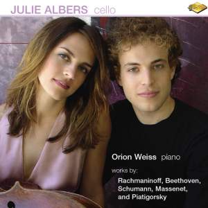 Julie Albers & Orion Weiss: Piano Recital