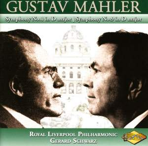 Mahler: Symphonies Nos. 1 & 9 Product Image