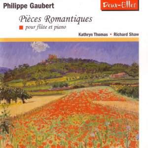 Pièces Romantiques - Philippe Gaubert