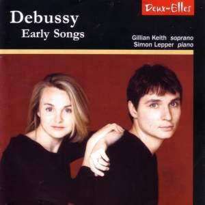 Debussy - Early Songs