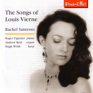 The Songs of Louis Vierne Product Image