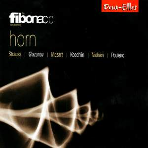 Fibonacci Sequence: Horn Product Image