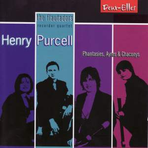 Henry Purcell - Phantasies, Ayres and Chaconys Product Image