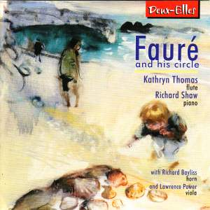 Fauré and His Circle