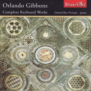 Orlando Gibbons - Complete Keyboard Works