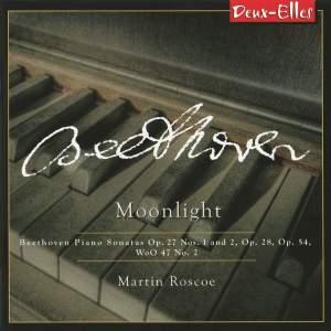 Beethoven - Piano Sonatas Volume 6 'Moonlight'