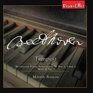 Beethoven Piano Sonatas Volume 7: Tempest