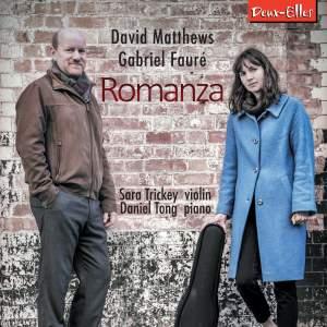 David Matthews & Faure: Romanza