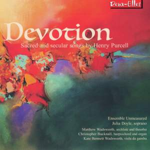 Devotion: sacred and secular songs by Henry Purcell