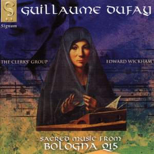 Guillaume Dufay: Sacred music from Bologna Q15