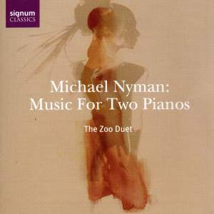 Michael Nyman - Music for Two Pianos
