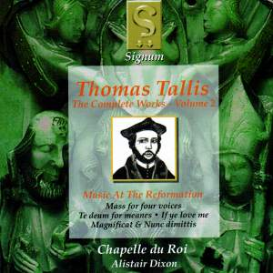 Thomas Tallis - Complete Works Volume 2
