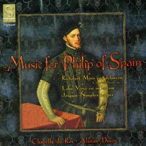 Music for Philip of Spain